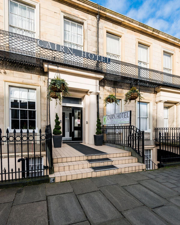 receptionist cairn hotel edinburgh edinburgh cairn. Black Bedroom Furniture Sets. Home Design Ideas